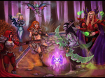 Heroes of the Storm by RitsuTainaka13