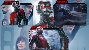 Ant Man Folder Icon by Ahmedelamrosy