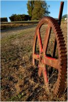 Rusted Gear by Ltar
