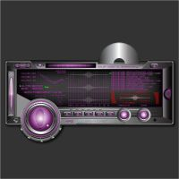 cyber sonic_audio by graphomet