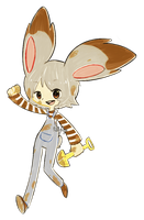 ITS A FRIGIN BUNN YPOEKMON by LillyNya