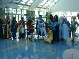 Fire Emblem Gathering by EvilProdigyYIP