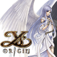 Ys Origin by griddark