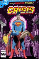 Crisis on Infinite Earths by DaswookofHeromorph