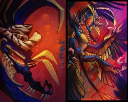 ARTIST FIGHTER! by FablePaint