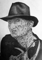 Freddy Krueger by Vampiano