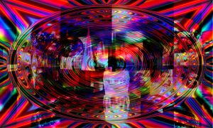 Colour Fantasia by Clangston