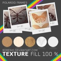 Polaroid Frames Psd Archive by Romenig