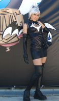 Shadow Lady at Cospladya 04 by AuraRinoa