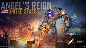 Pacific Rim [Angel's Reign] by CommanderNova702