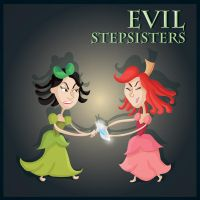 Evil Stepsisters by Superespialidoce