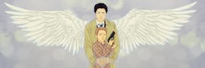 Dean and guardian by LinART