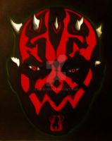 Darth Maul by artist400