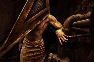 Silent Hill cosplay by AnimA89