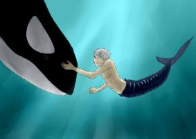 APH: Prussia Mermaid by Arriden