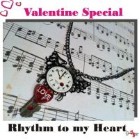Rhythm to my Heart (Sold) by FoxeeTreasures