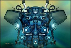 half.robot.doubled by Mr--Jack