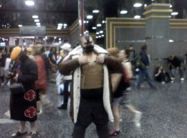 Bane Cosplay by CRPass