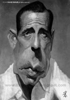 Humphrey Bogart by David-Duque