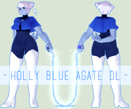 Holly Blue Agate [DOWNLOAD] by JoeySandbag