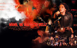 My Chem wallpaper 005 by saygreenday