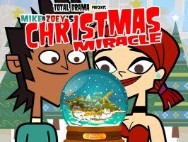 TOTAL DRAMA PRESENTS Mike+Zoey's Christmas Miracle by daanton