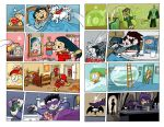 DCUElementary: pgs 2-3 by tombancroft