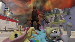 Vagineer Nukem by RandomMadnessityfier