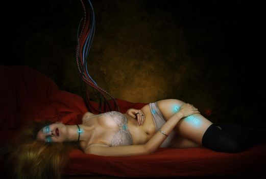 Artificial Pleasure II by Ermes-Buttolo