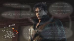 Jin Kazama's Fans 2012-05 by Blood-Huntress