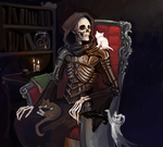 Lich by Aazure-Dragon