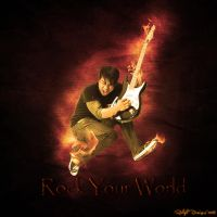 Rock Your World by Ralphsheep