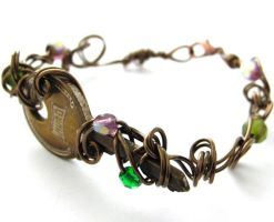 Passage Bracelet no. 2 by sojourncuriosities