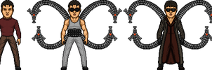 Doctor Octopus by MicroManED