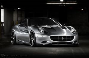 Ferrari California by Cop-creations