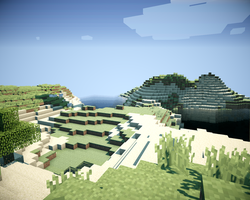 Mound ( Minecraft ) by Tasstomaster