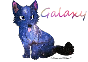 Galaxy by MysticalWhisper