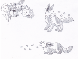 Doodles by CaptainLaylie