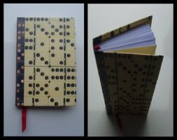 Domino notebook by Maleijn