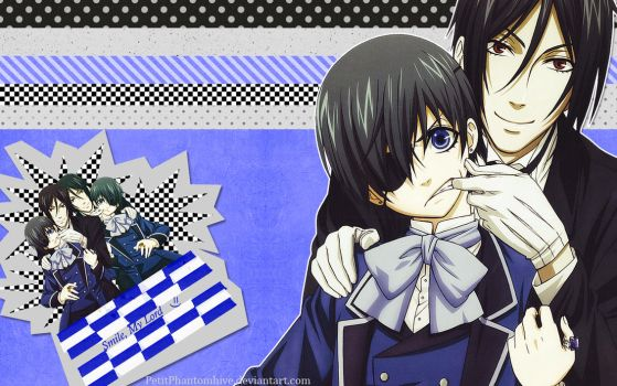 Smile, My Lord - Black Butler by PetitPhantomhive