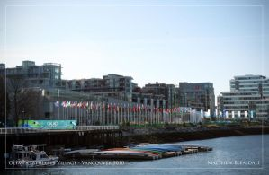 Olympic Village. by Bleezer
