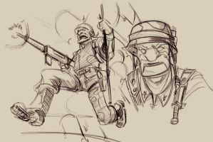 Soldier Man - 082009 ANX by SKRATCHWORK