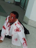 Zombie AX2011 by CoonDog69
