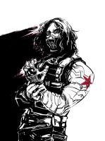 Winter Soldier by beanclam