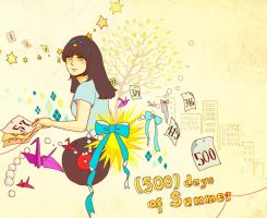 500 Days of Summer by bakatty