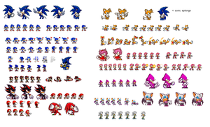 custom sprite pack 1 by supersilver27