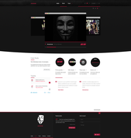 ANONIM by alexdesigns