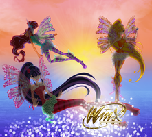 Winx Sirenix! by ColorfullWinx