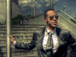 HDR MAN by T-J-oma
