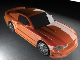 Mustang by Continum